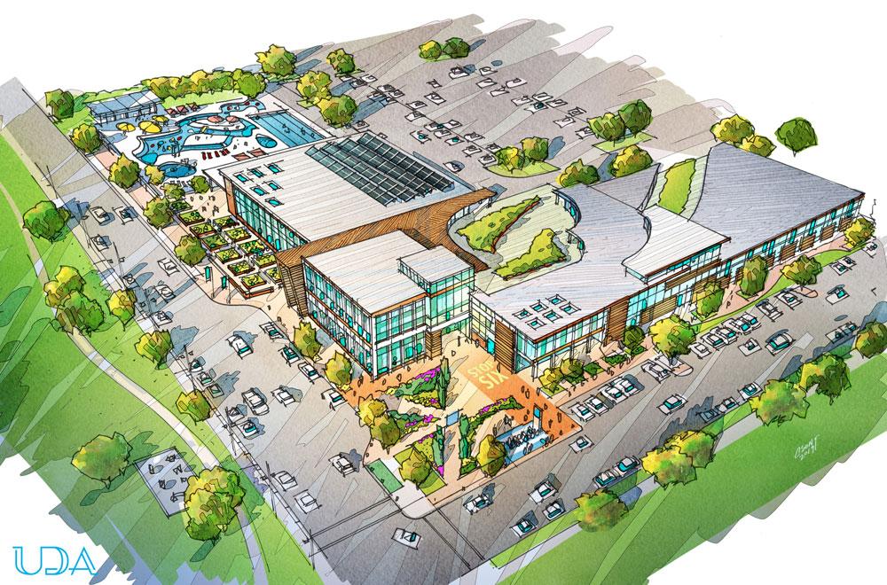 Community Center | Stop Six Choice Neighborhood