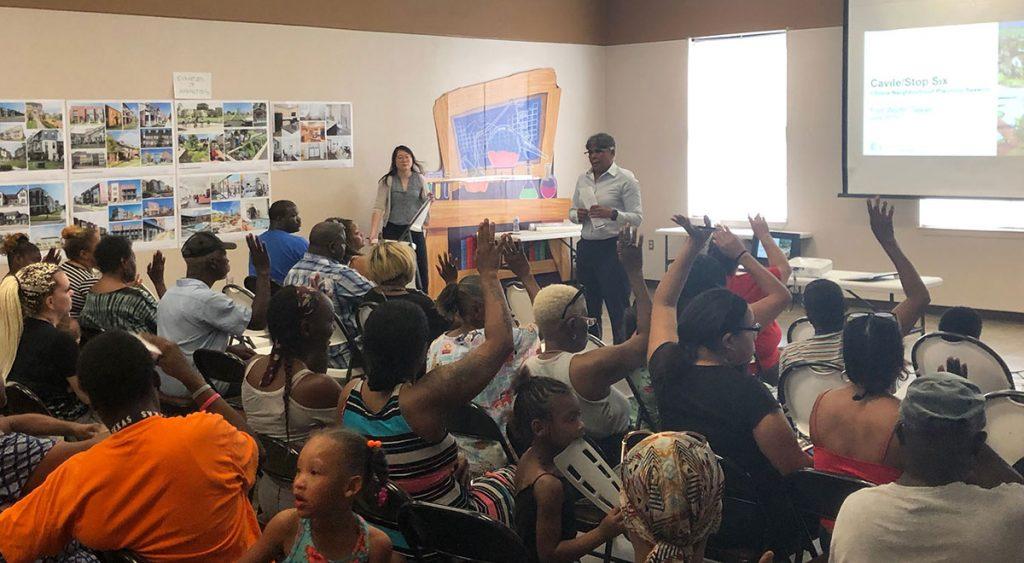 Community Engagement | Stop Six Choice Neighborhood